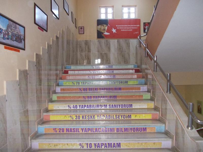 Okul Koridorları